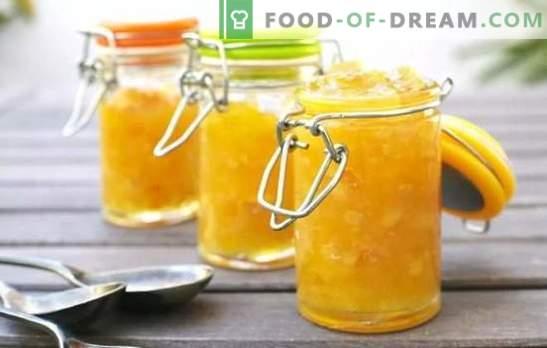 Blocurile de pepene și mere sunt o combinație neobișnuită de arome! Retete dovedite pentru gem de pepene galben delicios cu mere, seminte de mac, dovlecei