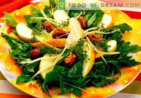 Salata italiană - rețete dovedite. Cum să gătești salata italiană.