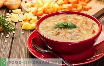 Les erreurs de cuisson de la soupe aux pois, tous les secrets et les subtilités