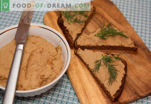 Pate într-un aragaz lent - cele mai bune rețete. Cum să gătești în mod corespunzător și gustos pate într-un aragaz lent.