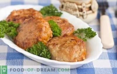 Ciuperci din sos de roșii-smântână - un fel de mâncare preferată a copiilor. Variante de chifteluțe în sos de roșii-smântână în cuptor, cratiță și multicooker