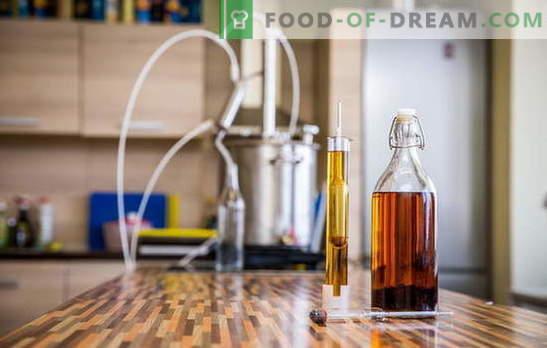 Whisky a casa - come è fatto? Le migliori ricette per whisky da moonshine, segreti, tecnologia e raccomandazioni