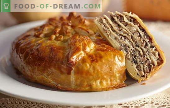 Quikro plăcintă sofisticată și gustoasă pe chefir. Rețete rapide și clasice pentru cursul de kefir