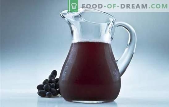 Compotul de struguri Isabella pentru iarnă - o băutură cu aromă unică. Cele mai bune retete compot din struguri Isabella pentru iarnă