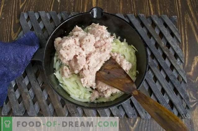 Sos de carne tocată pentru paste