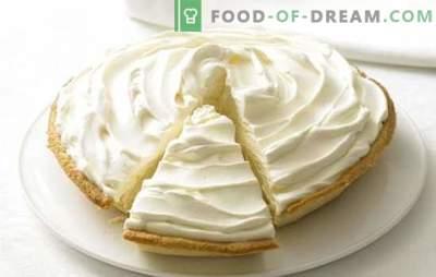 Krem ze skondensowanego mleka i śmietany - każde pieczenie będzie słodyczą! Wybór przepisów i deserów ze śmietanką skondensowanego mleka i śmietany