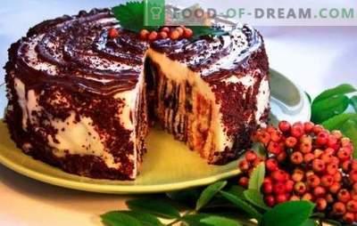 Cake Stumpy Cake: pas cu pas retete. Cum să gătești un tort delicios