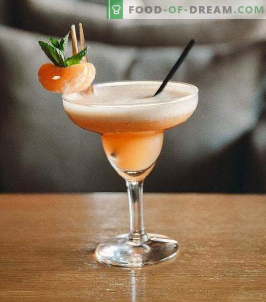 Cocktailuri non-alcoolice de Anul Nou: TOP-5 rețete și opțiuni