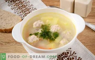 Sriuba su maltomis kiaulienos mėsomis: foto receptas! Lengva ir maitinanti sriuba visai šeimai per 45 minutes