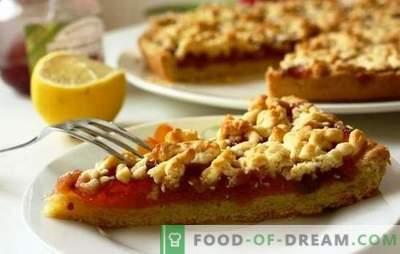 O plăcintă cu mere este o simplă minune culinară. Cele mai bune retete pentru placinta rasa cu mere si nuci, banane, migdale