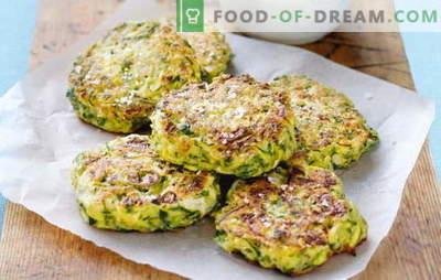 Coji de dovleac - ușoare și gust de legume de vară. Diverse rețete pentru tăiței de dovleac: cu fulgi de ovăz, pui, pește, carne