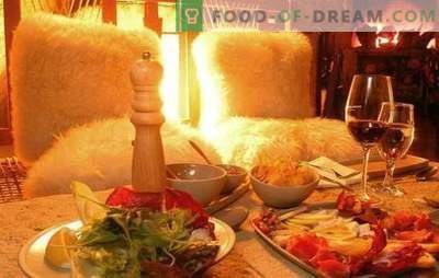 Idei pentru o cină romantică