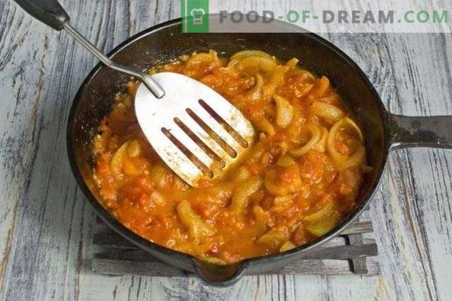 Tomato Casundi - Sos de tomate indian