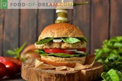 Perfect Burger - Cum sa faci Paturi Burger