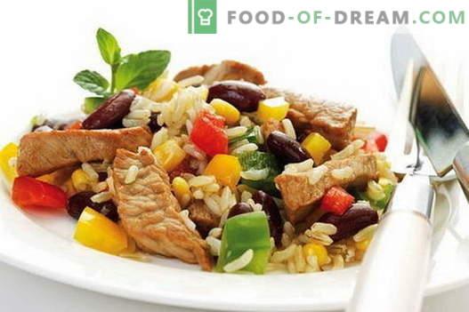 Orez cu carne - cele mai bune retete. Cum să gătești în mod corespunzător și gustos orez cu carne.