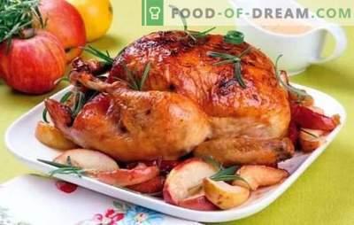 Pui cu maioneză și usturoi în cuptor - super-pasăre! Rețete pentru pui suculent, aromatizant, delicios, cu maioneză și usturoi în cuptor