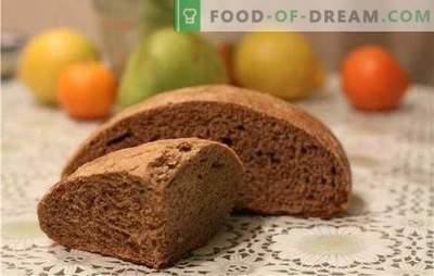 Рецептот на 'рж леб во бавниот шпорет е ставен во кулинарна свинче банка. Рж леб во бавниот шпорет - вкусен, брз и прилично едноставен