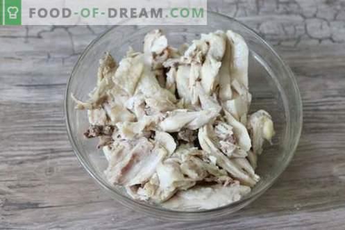 Mezeluri fierte - gustoase, complet naturale și de două ori mai ieftine decât magazinul!