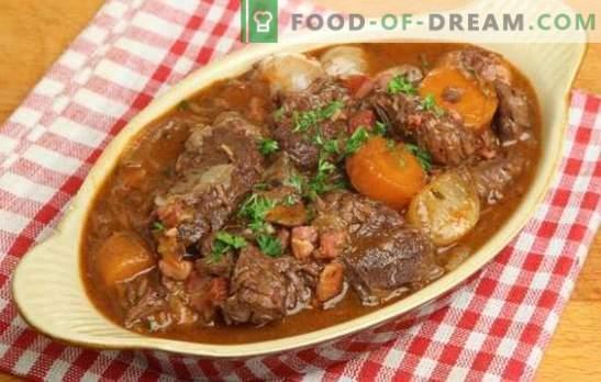 Tufă de porc cu cartofi - tradiții parfumate. Cum să gătești tocană consistentă și gustoasă de carne de porc cu cartofi