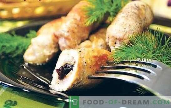 Degetele de porc - carne umplute! Rețete pentru degetele de la picioare aromatice, suculente și roșii cu umplutură pentru o sărbătoare satisfăcătoare