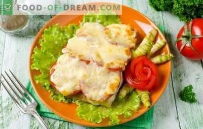 Tilapia cu brânză este un vas delicat de pește. Variante de tilapia cu brânză în aluat, în aluat, sub formă de rulouri, caserole și fripturi