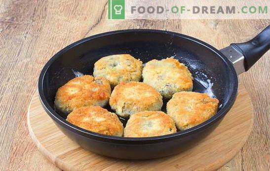 Ciorbe de ciuperci: rețete și caracteristici ale gătitului de ciuperci. Garnitură și sosuri pentru chiftele de cartofi