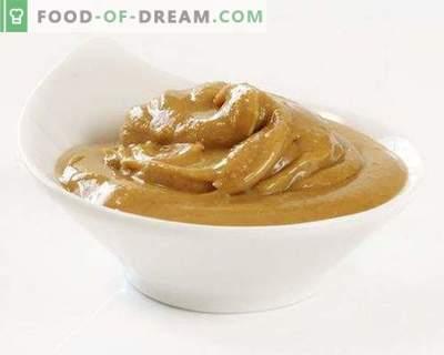 Sos de nuci - cele mai bune retete. Cum să preparăm în mod corect și delicios sosul de nuci.
