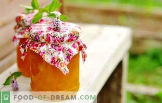 Blocajul de pepene galben cu portocale și lămâie este o combinație neobișnuită de arome. Prepararea gemului de pepene galben cu portocaliu pentru iarnă