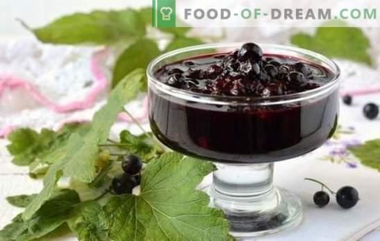 Gem de coacăz într-un aragaz lent: rețete pentru delicii delicioase. Cum se face gemul roșu și negru de coacăz într-un aragaz lent
