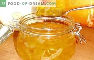 Melão aromático em calda para o inverno - um pedaço de verão na lata! As melhores receitas para cozinhar melão em calda para o inverno