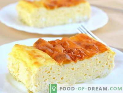 Omeletă luxuriantă - rețete dovedite. Cum să gătești în mod corespunzător și gustos o ouletă luxuriantă.