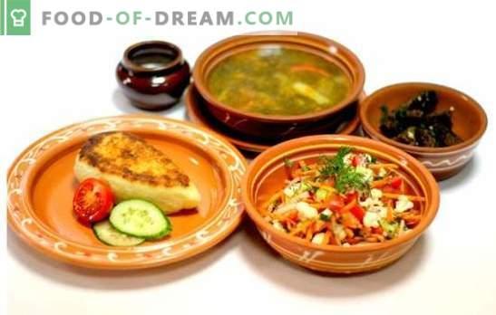 Pranzul de repaus - rețete pentru o masă completă pentru întreaga familie în post. Variante de prânz latente: rapide, sigure și sănătoase