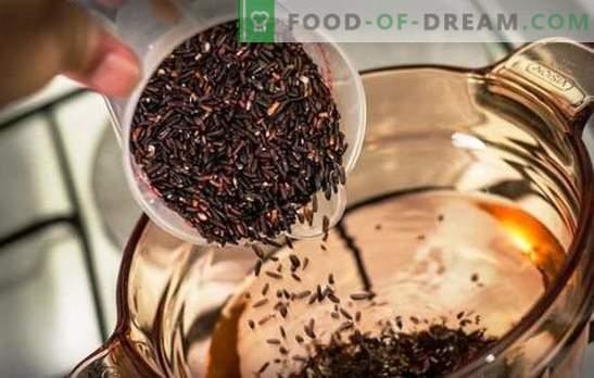Wie brauner Reis gekocht wird - Fragen der gesunden Ernährung. Wie viel brauner Reis zubereitet wird: kulinarische Tipps zum Kochen von ungeschliffenem Reis
