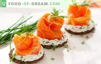 Rețete pentru delicioasele aperitive reci din alimente simple. Din hering sau ficat: aperitive delicioase la orice masă