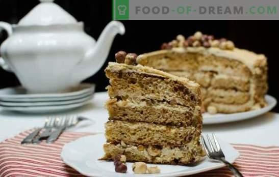 Tort de aur - un delicios gust cremos! A face un tort
