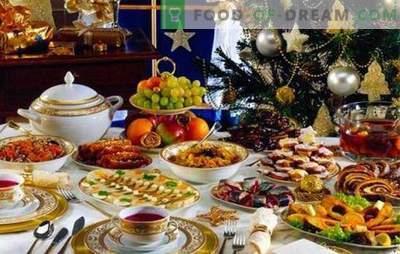 Cum se pune rapid masa festivă. Opțiuni pentru aperitive, pregătite în câteva minute (fotografie)