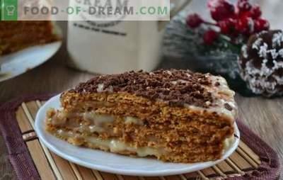 Prăjituri ușoare de gătit - economisiți timp și efort! Rețete simple pentru prăjituri simple, dar delicioase, ușor de gătit