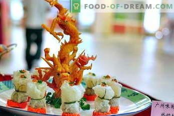 Cum bucătarul chinezesc orez + retete interesante de bucătăria chineză