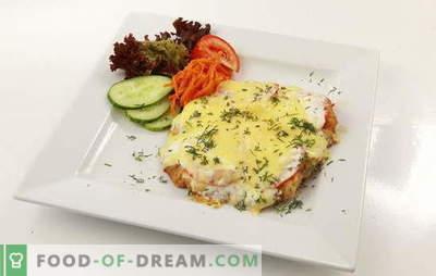 File de pui în franceză nu este doar cartofi, brânză, ciuperci și maioneză! Gatit fille de pui in franceza: cele mai bune retete