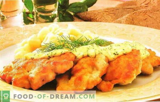 Piept de pui cu morcovi este o masă frumoasă dietetică. Rețete de piept de pui și morcov: rolă, friptură, salată, chifle