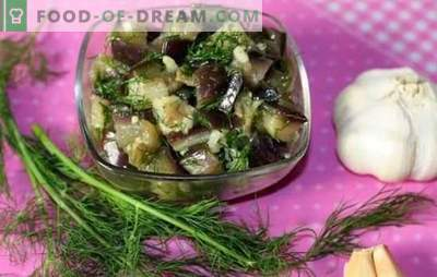Vânătoarea ca ciupercile: rețete simple și rapide pentru iarnă. Cum sa gatesti rapid vinetele pentru iarna, astfel incat sa gusta ca ciupercile?