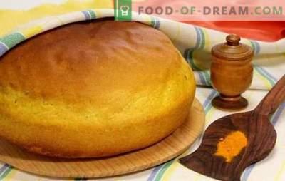 Pâine delicioasă și sănătoasă cu chimen, anason, ghimbir. Cele mai bune rețete de pâine rapidă pe bulion de cartof și saramură