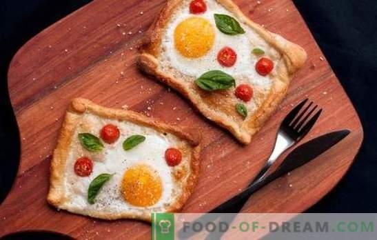 Ouăle scrambulate cu roșii sunt o opțiune sigură pentru un mic dejun rapid sau o cină ușoară. Modalități de preparare a ouălor delicioase cu roșii