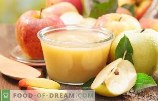 Jeleu de mere este o băutură delicioasă și aromată. Cum se prepară un jeleu delicios din mere proaspete și uscate