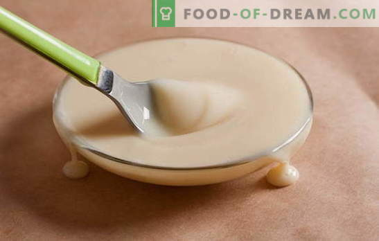 Cum să gătești lapte condensat la domiciliu timp de 15 minute. Rețete pentru lapte condensat de casă: într-un aragaz lent, cuptor cu microunde, pe gaz