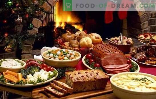 Ce puteți găti pentru Anul Nou în avans, pentru a nu găti cel de-al 31-lea