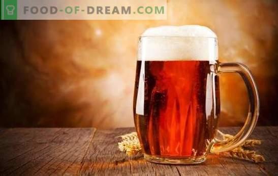 Quassul roșu este o băutură răcoritoare. Rețete și secrete de gătit roșu kvass din malț, fructe de pădure, sfecla, pâine și biscuiți
