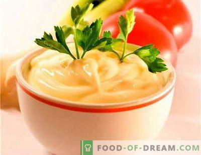 Sos de brânză - cele mai bune rețete. Cum să procedați corect și să preparați sos de brânză.