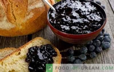 Afinele pure cu zahăr fără gătit pentru iarnă sunt sănătoase și incredibil de gustoase. Cele mai bune retete de afine cu zahar fara zahar