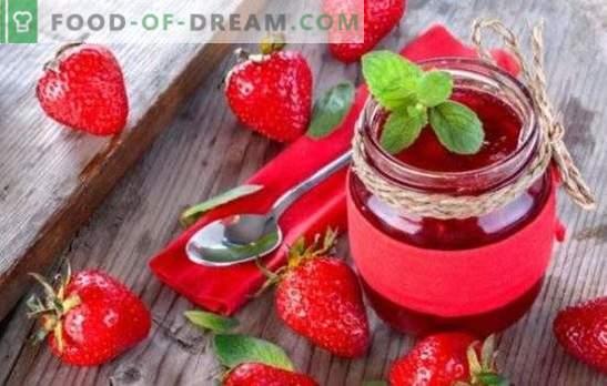 Mermelada de fresa en una olla de cocción lenta: un gran postre para el té. Deliciosa mermelada de fresa en una olla de cocción lenta: suficientes ganas y un par de ideas